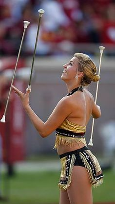 Jillian Tapper | Baton Twirling