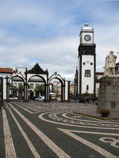 Port as da Cidade, Sao Miguel, Acores