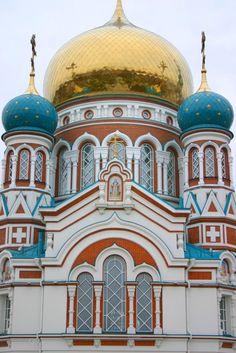 собор   Омск   Omsk