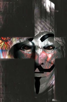 #Anonymous Art Of Revolution Edition Faeizzamriee/AnonzWorldz