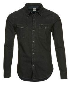 Das Westernhemd für Großstadt-Cowboys und Abenteurer. Lee WESTERN - Hemd - pitch black für 79,95 € (04.02.16) versandkostenfrei bei Zalando bestellen.