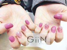 Pink X Gold leaves #nail #nails #nailart #nailpolish #naildesign #nailswag #manicure #fashion #beauty #nailstagram #nailsalon #instanails #nails2inspire #love #ネイル #art #gelnail #cute #gelnails #polish #style #gel #naildesigns #instanail #pretty #pink #nailtech #marble #painting