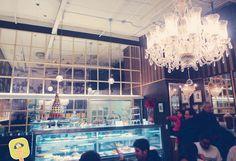 Cocoa Bar by Mariebelle NY cocoa bar by www.chubbychinesegirleats.com, via Flickr