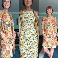 Sew Over It Chloe Coat finished! Loved the course - thank you for such a great pattern and expert tuition 💕 it!!