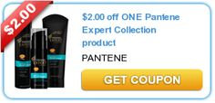 $2.00 off ONE Pantene Expert Collection product