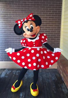 Shanghai Disney Resort - Minnie Mouse:)