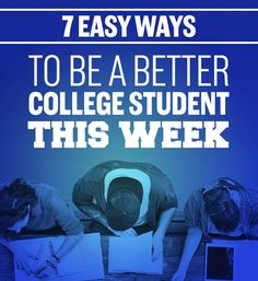 7 Brilliant Tips All College Kids Should Try This Week - Easy Recipes🍽 College Essentials, College Hacks, College Fun, College Life, Nursing School Scholarships, Nursing Schools, Easy Recipes For College Students, All Colleges, Online College Degrees