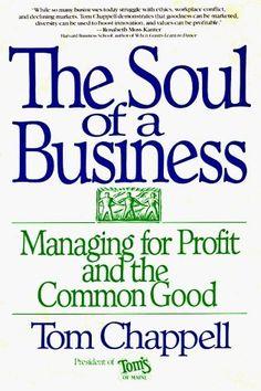 The Soul of a Business: Managing For Profit And The Commo... https://www.amazon.com/dp/B01FIZ1F4G/ref=cm_sw_r_pi_dp_x_vNi0zbRHA31DE