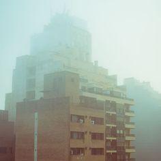 #Architecture #Urban Scene #Building Exterior #Skyscraper #Built Structure #City #OfficeBuilding #Cityscape #Modern #Window #DowntownDistrict #Outdoors #NoPeople #Tower #Business #CityLife #Sky #Apartment #ArchitectureAndBuildings #TallHigh #Niebla #Fog #NuevaCordoba #Ladrillo #Cordoba #Argentina #Latinoamerica
