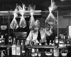 Incredible Pictures of Early Science Labs  If you love mad science, you are about to be ecstatic. In these amazing historic images of laboratories — many over a century old — you can see the crazy, brilliant scientific instruments of another age.