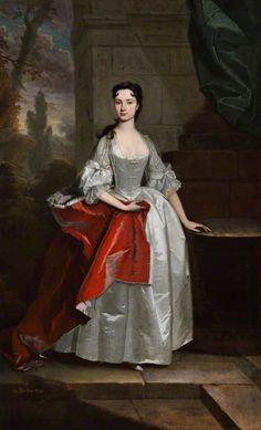 International Portrait Gallery: Retrato de Lady Onslow