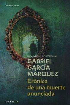 Crónica de una muerte anunciada Gabriel Garcia Marquez, Books, Movies, Movie Posters, Image, Products, Books To Read, Serendipity, Xmas