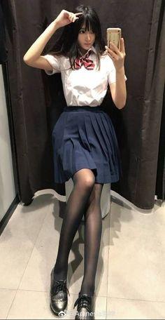 JK 制服 Japanese School Uniform, School Uniform Girls, Fashion Models, Girl Fashion, Womens Fashion, Cosplay Costume, Cute Girl Outfits, Asia Girl, Kawaii