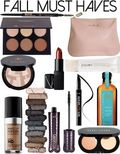 Fall/Autumn 2015 beauty and makeup must haves! #HelloGorgeous