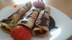 #Yummy rich #Creepes of  #Chocolate !!!      @CESCURAINA/Prensa en Castellano en Twitter