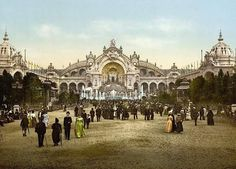 World Fair of 1900 in Paris