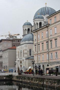 Serbian Orthodox Church, Trieste