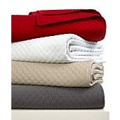 Charter Club Bedding, Damask Quilted 3 Piece Coverlet Set $100 on sale
