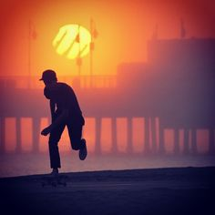 Effects of Light - Sunset Skate