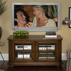 Cantata 48 Inch TV Console | Shopping in Riverside Furniture Media Centers