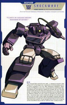 Transformers Universe - Gallery: G1 Shockwave