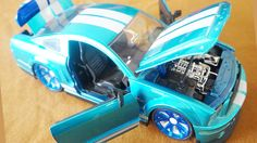 Jada Toy Car: Ford Shelby Toy Car Unboxing and Playtime | Toy Car For Kids