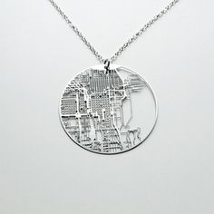 Necklace Chicago now featured on Fab.