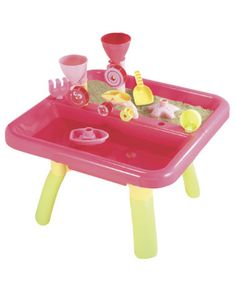 Sand & Water Play Table @clare here you go!