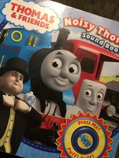 Book of the week Books for kids Books for children Thomas the Tank Engine