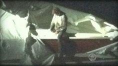 Polícia de Massachusetts divulgou imagens de Tsarnaev no barco de passeio onde foi encontrado na noite de sexta-feira - Reuters Dzhokhar Tsarnaev, o suspeito do atentado à maratona de Boston.