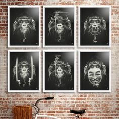 Lukas Brezak's Official Shop featured by Curioos : Numbered & Signed Art Prints, Canvas, Metal Prints, Exclusive T-shirts. Geometric Bear, Animal Art Prints, Planet Of The Apes, Rock Music, Vintage Posters, Ac Dc, Giclee Print, Magazine Covers, Postcards