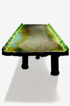 U0027Six Tables On Wateru0027, Designed By Gaetano Pesce   Design   Wallpaper* Nice Look