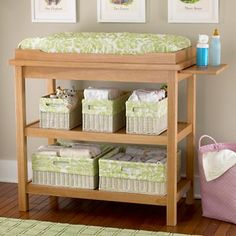 Changing Table organisation