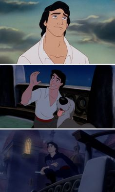 Prince Eric is the hipster Disney Prince, and if you all don't believe us on this one, you're about to. While all the Disney Princes are noble and good, Eric's got a sensitive side that makes us suspect he's the kind of guy who's constantly on a quest for good vibes. Here are seven reasons why he has the most beautiful soul.