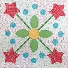 Bee In My Bonnet: Sew Simple Shapes Series - Week 6 1/2 - Blocks 13, 14 and 15 Tutorials!