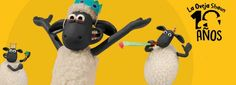 Shaun The Sheep, Tv, Disney Characters, Fictional Characters, 4 Year Olds, Super Funny, Infancy, Television Set, Fantasy Characters