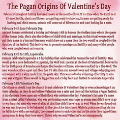 """Lupa (Latin for """"she-wolf"""";Sacred She-Wolf of Roman legend, nurse of the foundling twins Romulus and Remus. Valentines Day History, Happy Valentines Day, Origin Of Valentines Day, Valentine's Day Origin, Pagan Festivals, Days In February, She Wolf, Bible Truth, Evil Spirits"""