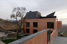 Zona-Arquitectura: Museo Oteiza_Navarra_España #Arquitectura