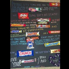 candy bar thank you coach | Family ~ Crafts ~ Recipes ...