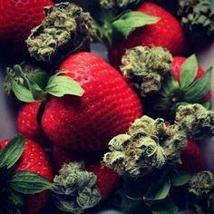 Strawberry cough l delicious stain