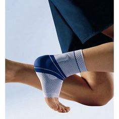 Bauerfeind MalleoTrain Ankle Support - Support for sore ankles due to osteoarthritis, surgery or injury.