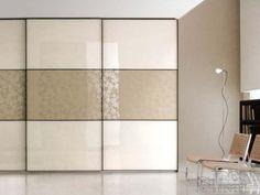Wardrobe Interior Design, Wardrobe Design Bedroom, Bedroom Bed Design, Bedroom Furniture Design, Home Room Design, Home Interior Design, Sliding Door Wardrobe Designs, Wardrobe Doors, Closet Designs