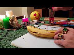 RituaL-Vudú cu Banana(Sa nu te mai înșele,cu alta) - YouTube Youtube, Table Decorations, The Originals, Youtubers, Youtube Movies, Dinner Table Decorations