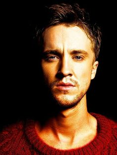 Tom Felton- I have no idea who he could be but I know I would like to see him be somebody in H.O.N books