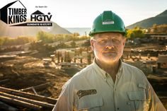 Learn more about Timber King Bryan Sr. in this exclusive interview! Don't forget to watch Timber Kings on HGTV Canada. Carver Kings, Log Homes, Hgtv, Interview, Quotes, Quotations, Log Houses, Wood Homes, Quote