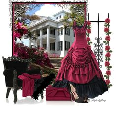 """The Plantation"" by stylesbyjoey on Polyvore"