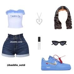 Cute Outfits For School, Cute Swag Outfits, Cute Comfy Outfits, Teen Fashion Outfits, Retro Outfits, Girly Outfits, Trendy Outfits, Fashion Clothes, Jordan Outfits For Girls