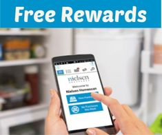 Neilsen Homescan program is accepting New Members in Canada. Its Hugely popular and a great way to earn to Free Rewards - Get started today its Free to Join