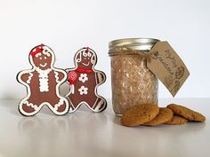 Gingerbread Sugar Scrub Sugar Scrub Holiday by MzMayCreations