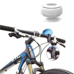 Bike Mounted Sports Bluetooth Speaker with Waterproof    #Electronics #Speaker